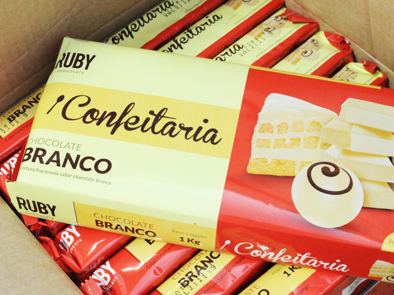 Chocolate ou Cobertura?