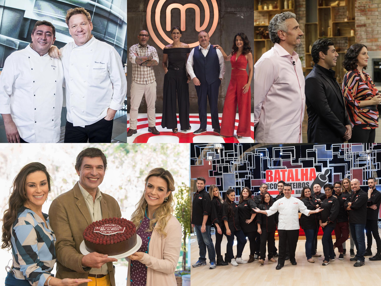 5 programas televisivos imperdíveis para quem trabalha com gastronomia