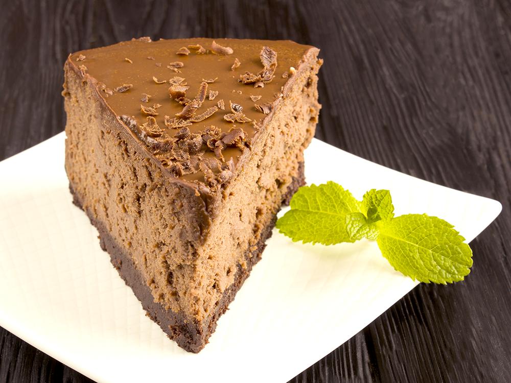 Receita de Sucesso: Cheesecake de Chocolate